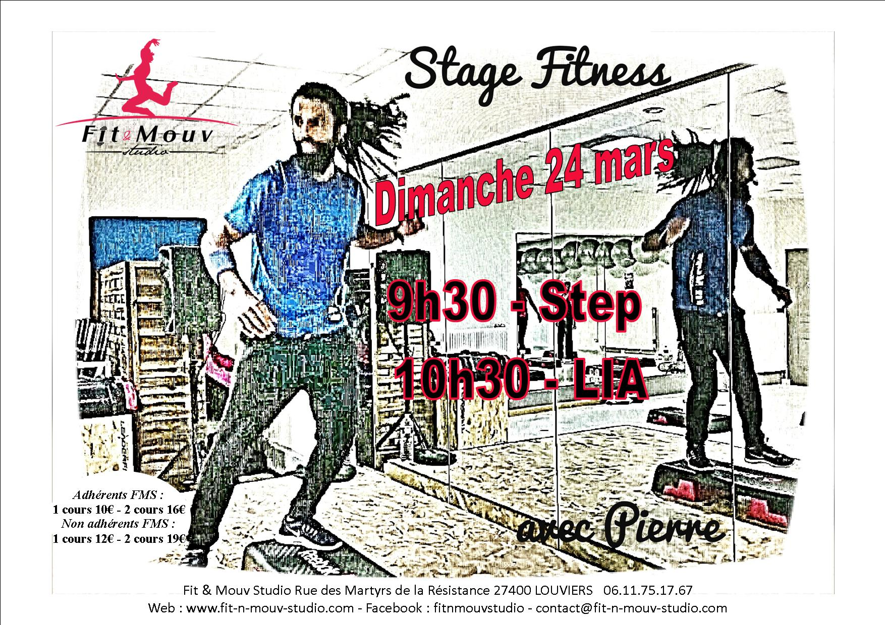 stage fitness pk 240319