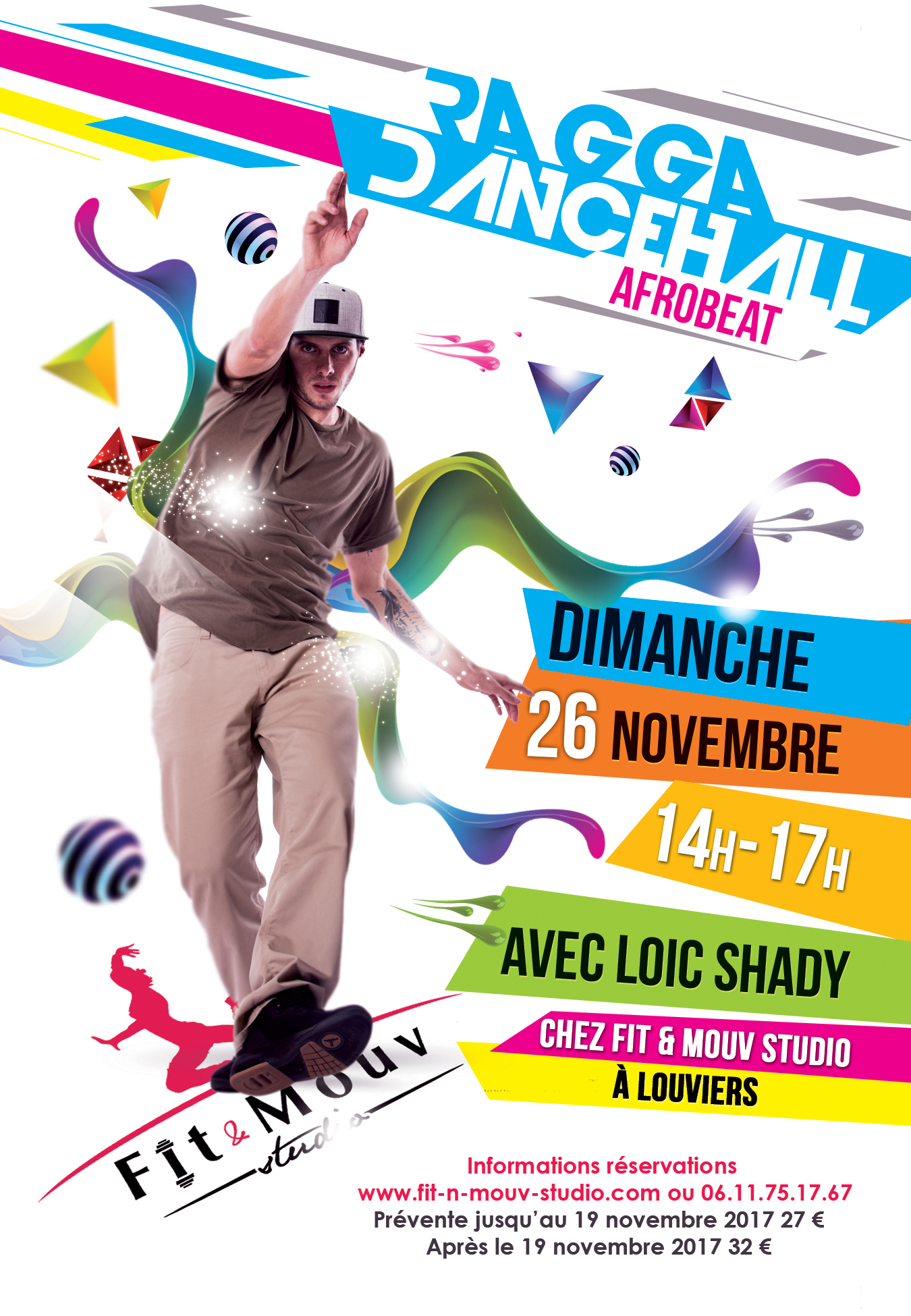 stage ragga dancehall